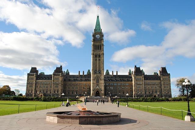 Ottawa - the capital of Canada