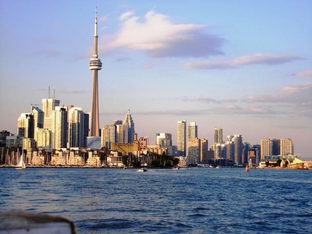 Ontario capital Toronto