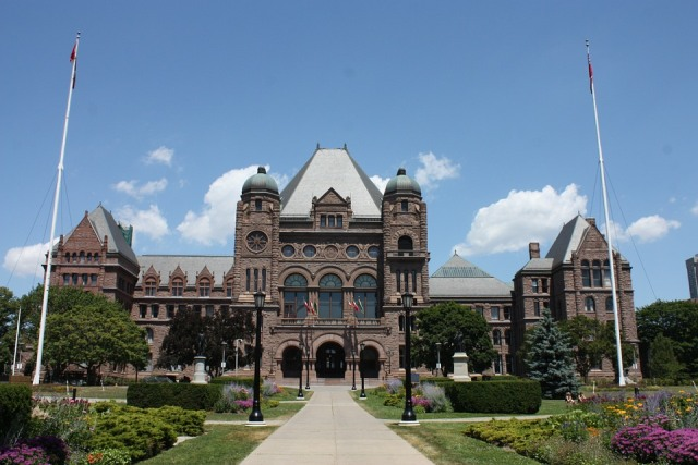 Ontario Profile: GOVERNMENT