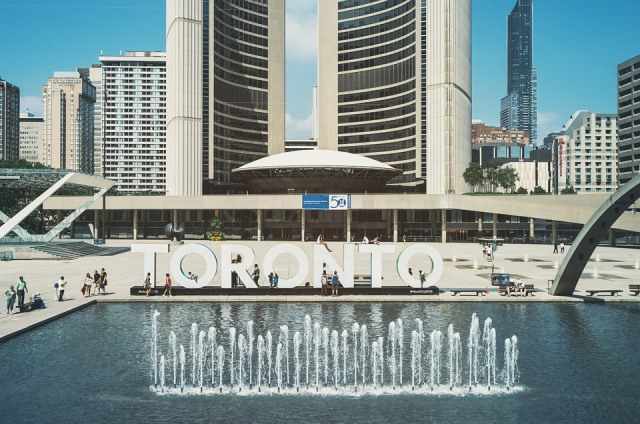The City of Toronto Grants