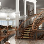 Toronto3d-iron-railing-stairs-3d-architectural-rendering