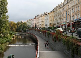Karlovy Vary – Most Famous European SPA Resort