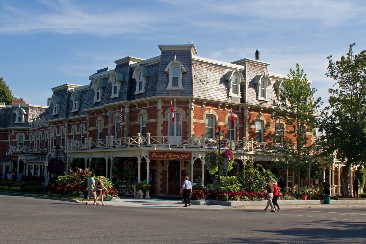 Niagara On The Lake The Prettiest Town In Canada All