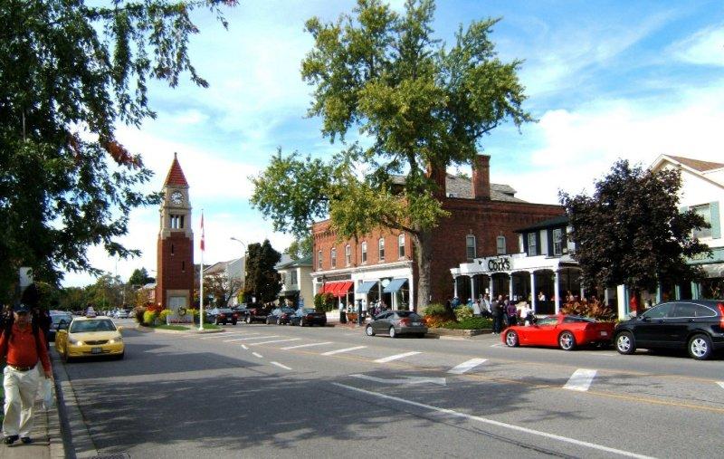 "Niagara Parkway: ""the prettiest Sunday drive in the World"" - Winston Churchill"
