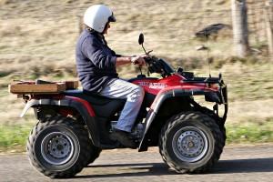 ATV-Four-wheeler