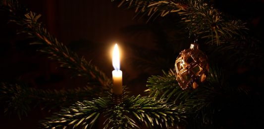 "LESSONS FROM THE PAST ""The brightest light on a little Christmas tree"""