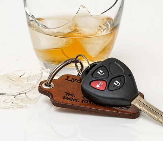 Drinking & Driving – Cases of high blood alcohol levels