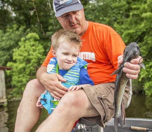 Fish for Free During Family Fishing Week