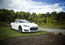 The safest car on the road - Tesla Model S