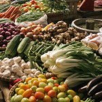 Market-vegetables