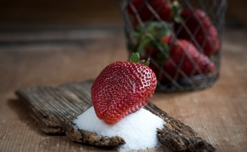 6 Teaspoons of Sugar per Day for an Adult