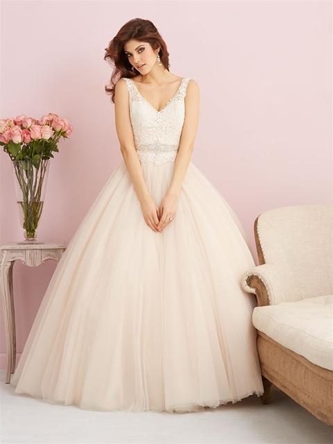 wedding dresses - www.WeddingForward.com