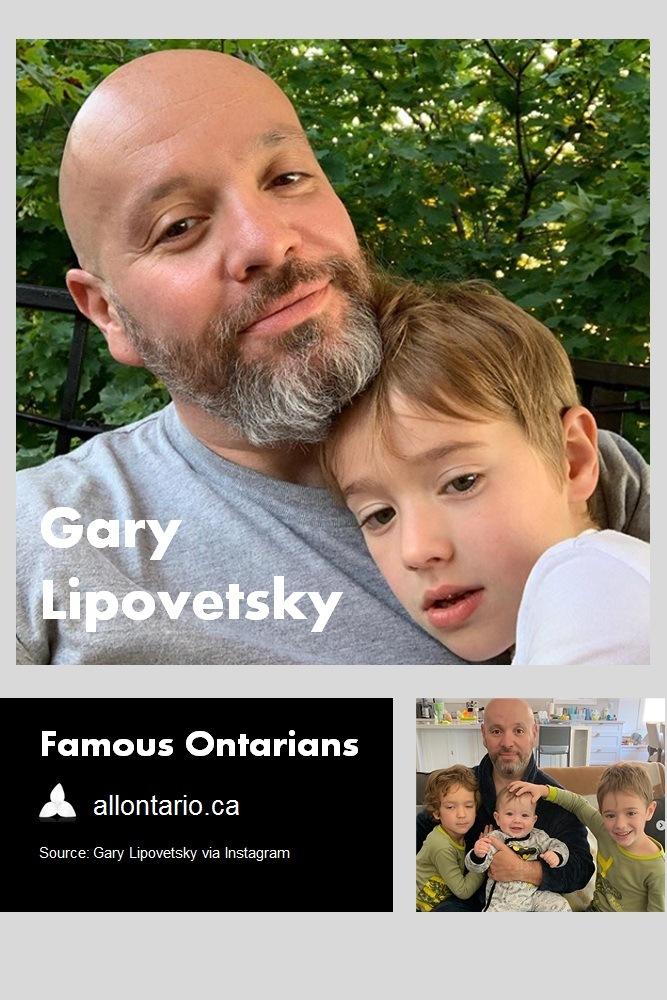 Gary Lipovetsky AllOntario