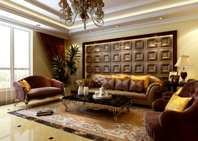 3D ceiling tiles and 3D wall panels Toronto - www.talissadecor.com
