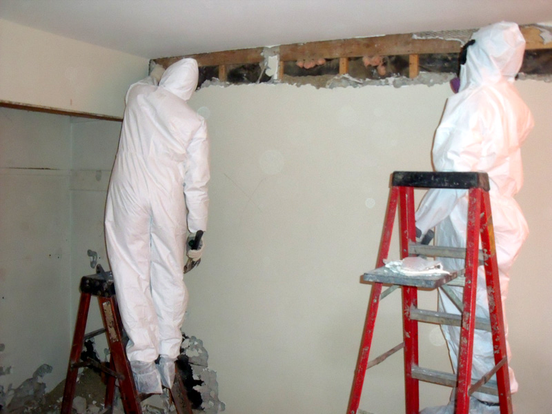 Asbestos Removal in Toronto and area – www.anacontracting.com