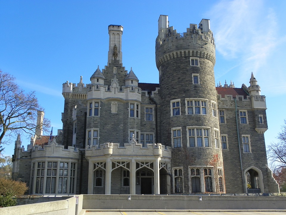 Casa loma toronto s magnificent castle all ontario for Casa loma mansion toronto