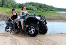 Drive an ATV in Ontario