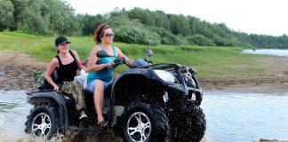 Drive an ATV in Ontario