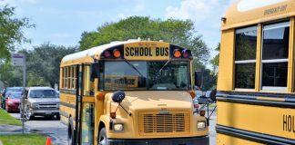 School Buses on Ontario Roads