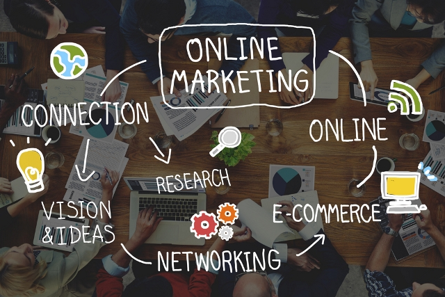 Online marketing company Toronto