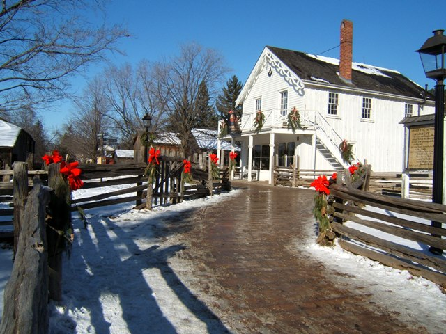 Victorian Christmas in Black Creek Pioneer Village – AllOntario.ca