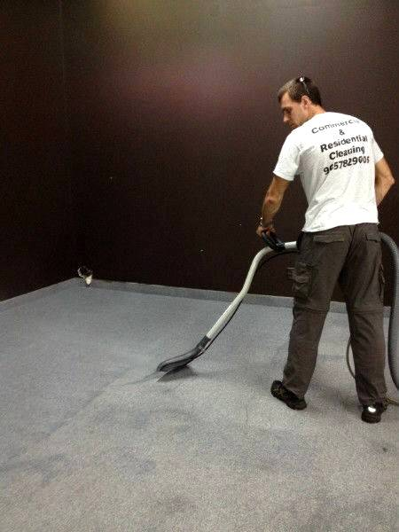Residential & Commercial Carpet Cleaning in Toronto and GTA