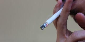 Can a landlord evict a tenant for smoking?