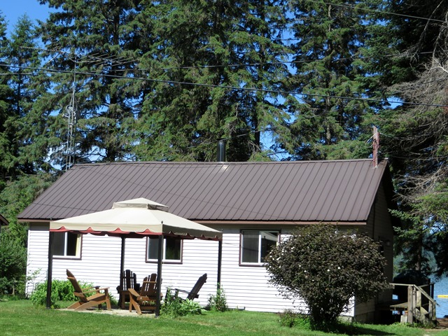 Sand Lake Cottages in Muskoka in Ontario