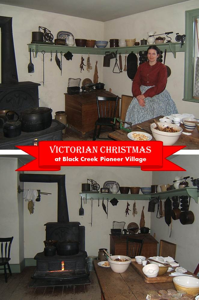 Victorian Christmas in Black Creek Pioneer Village