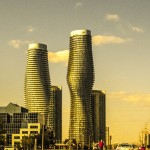 Marilyn Monroe towers in Mississauga - AllOntario.ca
