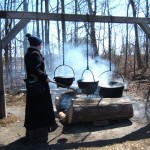 Maple Syrup Festival in Bronte Creek Provincial Park