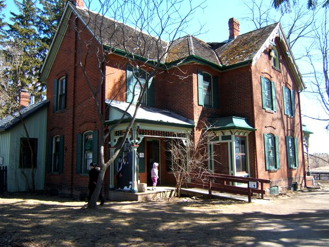 Spruce Lane Farmhouse