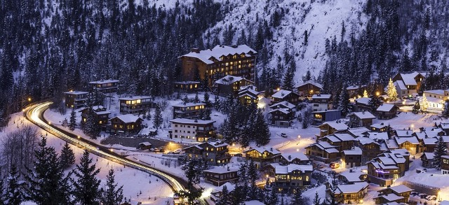 Vacations in Courchevel, French Alps