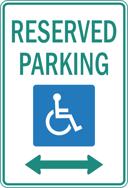 Who can get an accessible parking permit