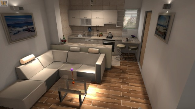 Contemporary Kitchen - Spacious by Design, Gorgeous by Eye, Innovative by Nature