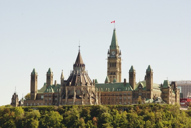 The Parliament Buildings A Stunning Example Of Gothic Revival Architecture