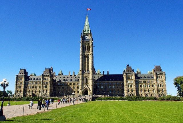 The Parliament Buildings – a stunning example of Gothic Revival Architecture