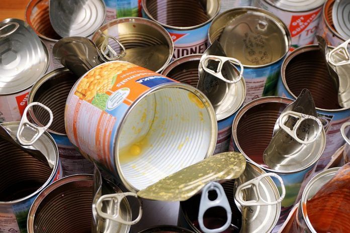 Toxic bisphenol A is hiding in canned food