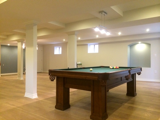 endless basement remodeling ideas all ontario