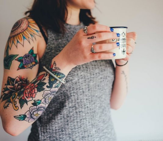 Tattoo Ink May Cause Cancer