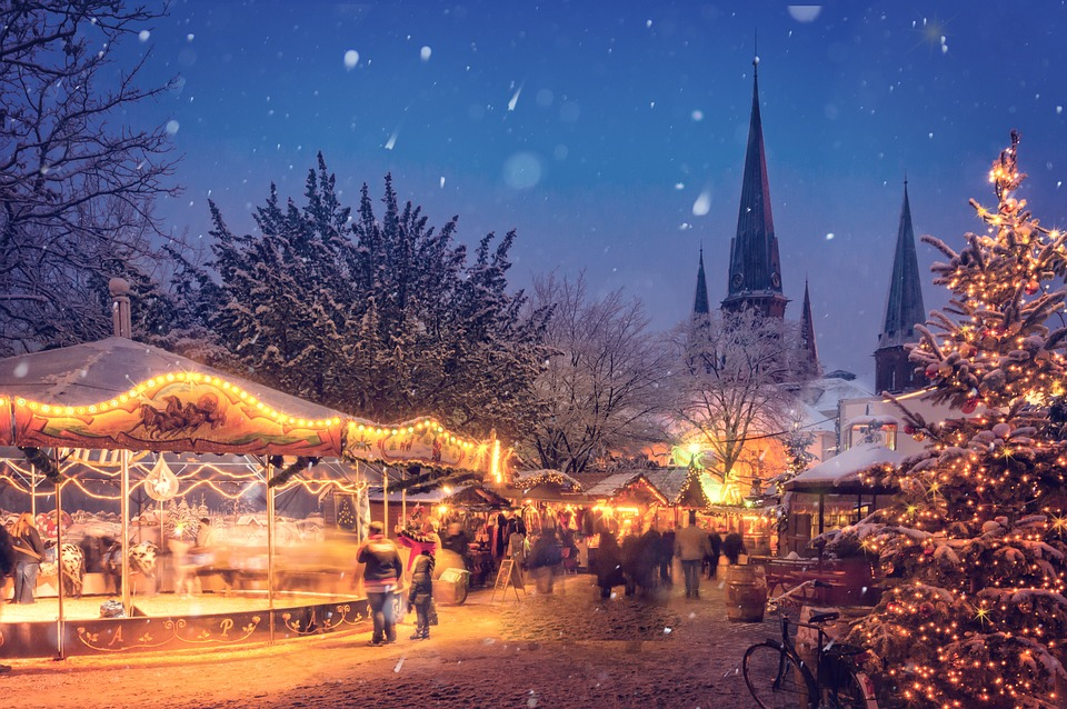 Christmas In Germany Pictures.Quintessential European Christmas In Germany All Ontario