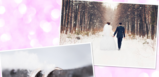 The Magic of Winter Wedding Photography
