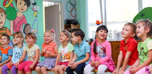 Free Preschool Child Care for Children Aged 2.5 to Kindergarten