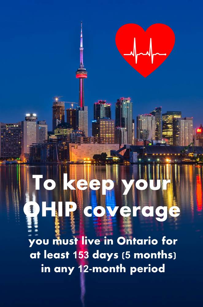 You can renew your OHIP card online
