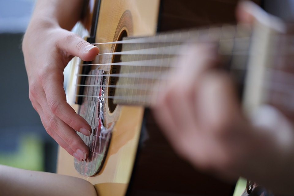 Guitar Playing Is Easy if You Learn a Few Things First AllOntario