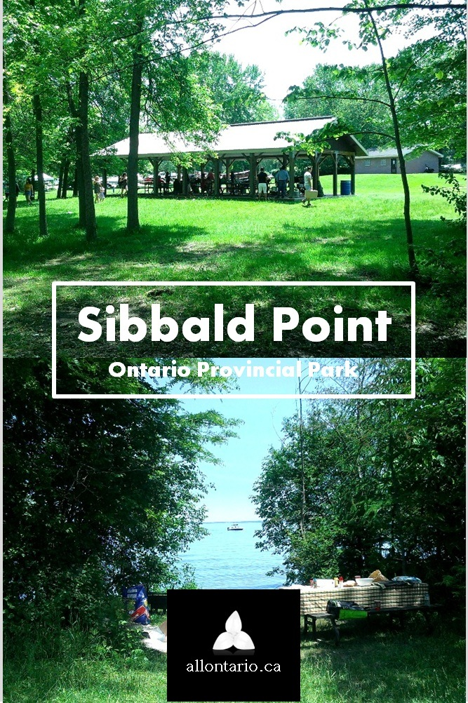 Ontario Hidden Jewel - Sibbald Point Provincial Park