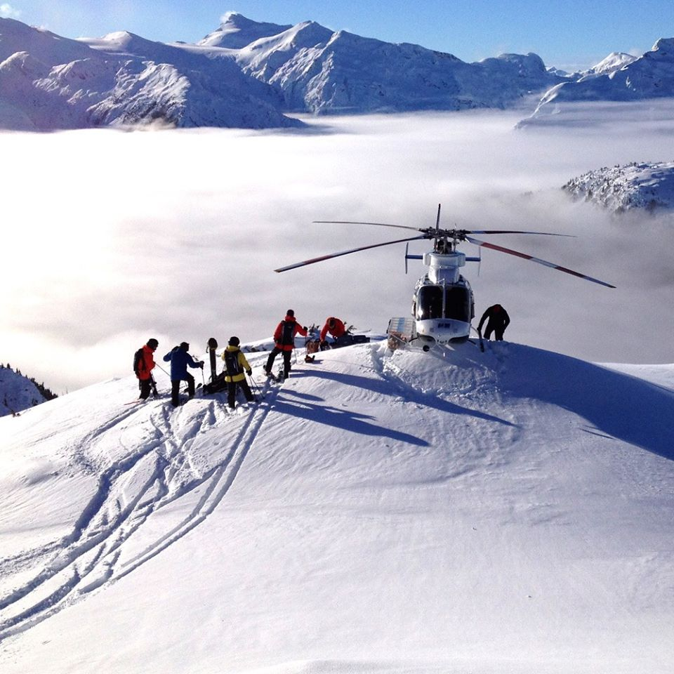 Heli-skiing – the coolest snow adventure in Canada
