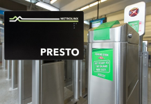 Buy PRESTO card NOW to avoid lineups!