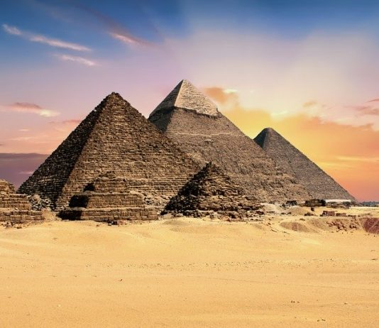 Coronavirus - How Pyramids Can Help Us