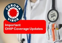 Emergency OHIP Coverage Updates